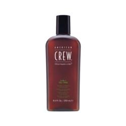 American Crew Classic 3w1 szampon odżywka i żel pod prysznic o zapachu drzewa herbacianego 250 ml