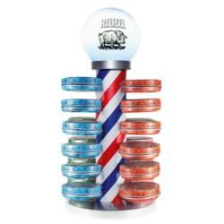 Reuzel Barber Pole podświetlany display na pomady