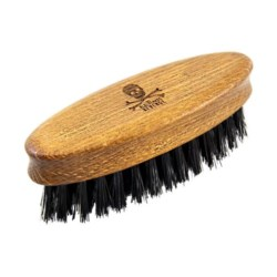 Bluebeards Revenge Vegan Travel Beard Brush wegański kartacz do brody