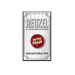 Reuzel Collectible Pin: Hippie Killer