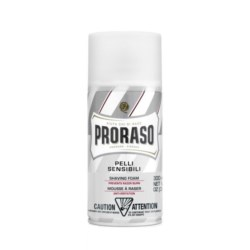 Proraso White Shaving Foam Pianka do golenia 300ml