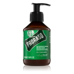 Proraso Green Refreshing Mentol Szampon do brody 200ml