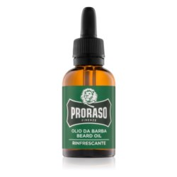Proraso Green Refreshing Mentol Olejek do brody 30ml