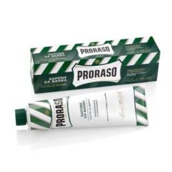 Proraso Green Shaving Cream krem do golenia w tubie 150 ml