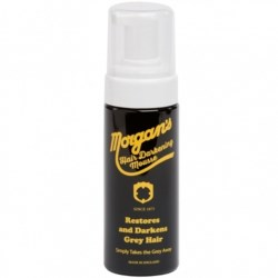 Morgans Hair Darkening Mousse_Restores and Darkens Grey Hair 150ml