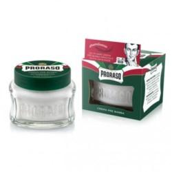 Proraso Green Pre-Shave Cream Krem przed goleniem 100ml
