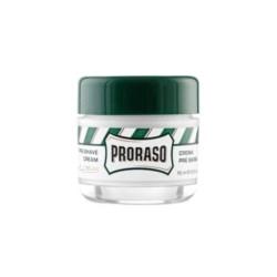 Proraso Green Pre-Shave Cream Krem przed goleniem 15ml