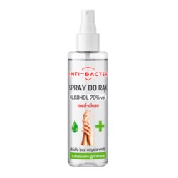 V. Anti-Bacter spray do dezynfekcji rąk 200ml
