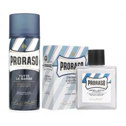 Zestaw Proraso Blue Shaving...