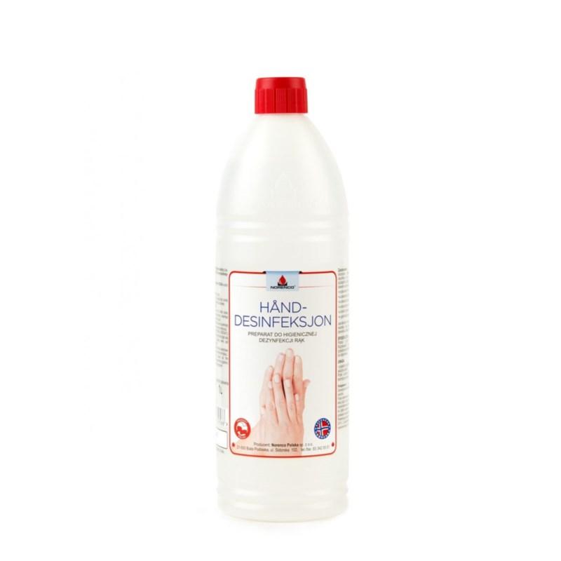 Norenco spray do dezynfekcji rąk 1000 ml