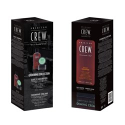 American Crew FORMING CREAM DUO Father's Day 2020 Forming Cream 85 g + Daily Shampoo 250 ml