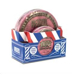 Reuzel zestaw Road Trip Pink różowy 113g + 35g