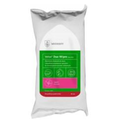 Medisept Velox Duo Wipes Tea Tonic chusteczki do dezynfekcji 50 szt.