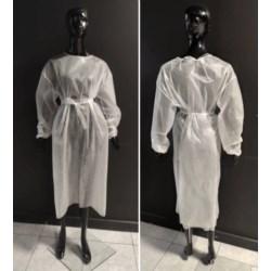 Fartuch ochronny Italian Fashion  jednorazowy M/L 1 szt.