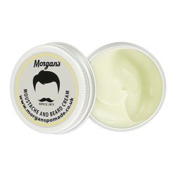 Morgan's Moustache and Beard Cream Krem do wąsów i brody 15g