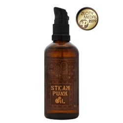 Pan Drwal olejek do brody Steam Punk 100 ml