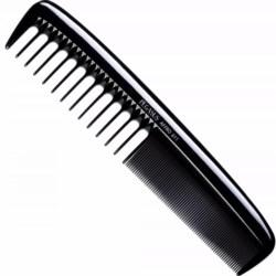Pegasus profesjonalny kauczukowy grzebień barberski 611