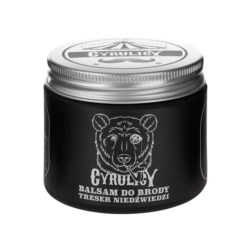 Cyrulicy Balsam do brody Treser Niedźwiedzi 50 ml