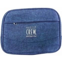 American Crew Dopp Bag - kosmetyczka płócienna, granatowa