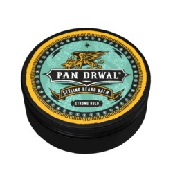 Pan Drwal balsam do brody Original mocny 50g