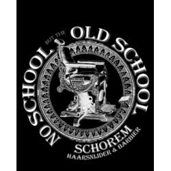 Reuzel T-shirt Old School black koszulka L