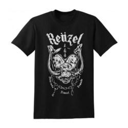 Reuzel T-shirt Pig With Horns koszulka L