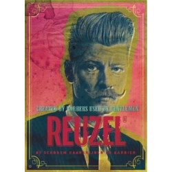 Reuzel Old/New School 50.80x71.12 1 dwustronny plakat