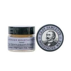 Captain Fawcett The Gentleman's Stiffener Lavender wosk do wąsów 15 ml
