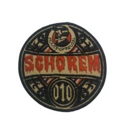 Reuzel naszywka z logo Schorem