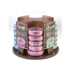 Reuzel Wax & Water Poker Chip Pomade Display