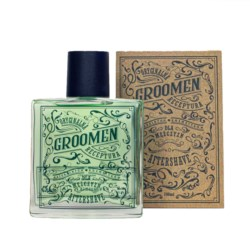 Groomen Earth Aftershave woda po goleniu 100 ml