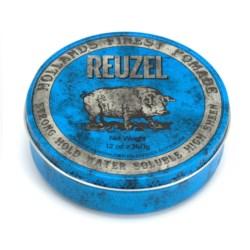 Reuzel Blue Hog niebieska wodna pomada 340 g