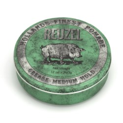 Reuzel Grease Medium Hold, pomada woskowa, 340 g