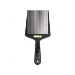 Ponik's grzebień fryzjerski z poziomicą Flat Top