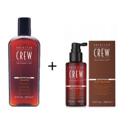 American Crew szampon...