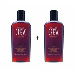 American Crew 3w1 450 ml +...