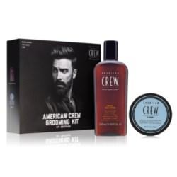 American Crew DUO FD KIT Daily szampon + fiber 85 g