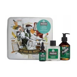Proraso Green Refreshing Zestaw Beard Kit