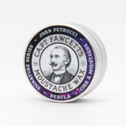 Captain Fawcett John Petrucci's Nebula Beard Oil wosk do wąsów 15 ml