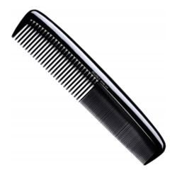Pegasus profesjonalny kauczukowy grzebień barberski 610
