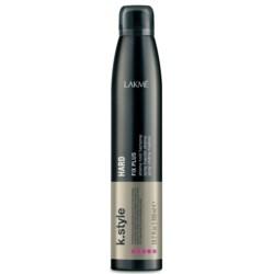 Lakme K.Style FIX PLUS Hard extra mocny lakier do włosów 300 ml
