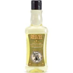Reuzel Tea Tree 3w1 - szampon odżywka i żel pod prysznic 350 ml