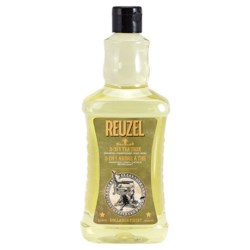 Reuzel 3-in-1 Tea Tree 1000ml