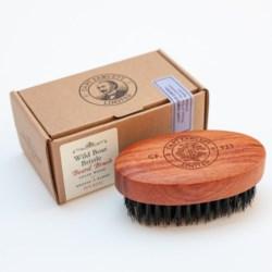 Captain Fawcett Beard Brush 933 kartacz do brody z włosiem z dzika