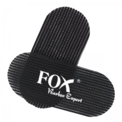 FOX Barber Expert rzepy 2 szt. czarne 1509446