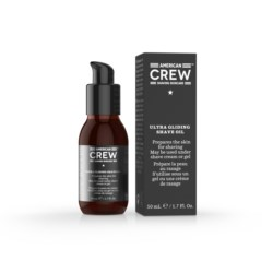 American Crew Ultra Gliding Shave Oil olejek przed goleniem 50 ml