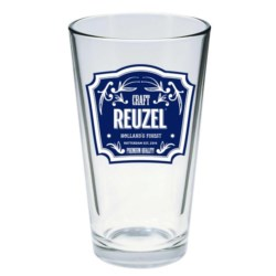 Reuzel Pint Beer Glass 6 szt. szklanek do piwa