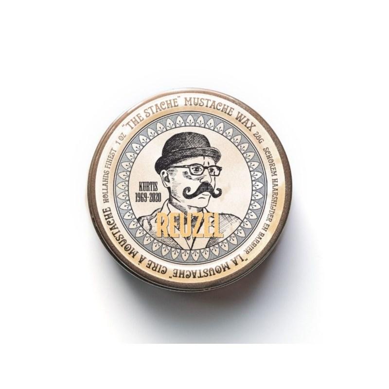 "Reuzel Beard Wosk do wąsów ""The Stache"" 28g"