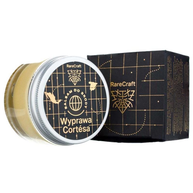 RareCraft balsam do brody Wyprawa Cortesa 50 ml