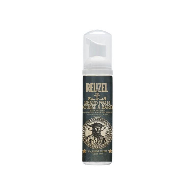Reuzel Beard Foam - Odżywka do brody w piance 70 ml